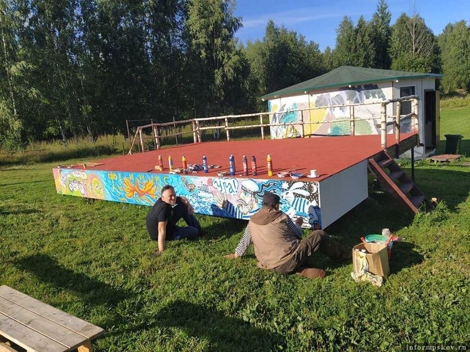 Фото с личной страницы Александра Бушуева в Фейсбуке