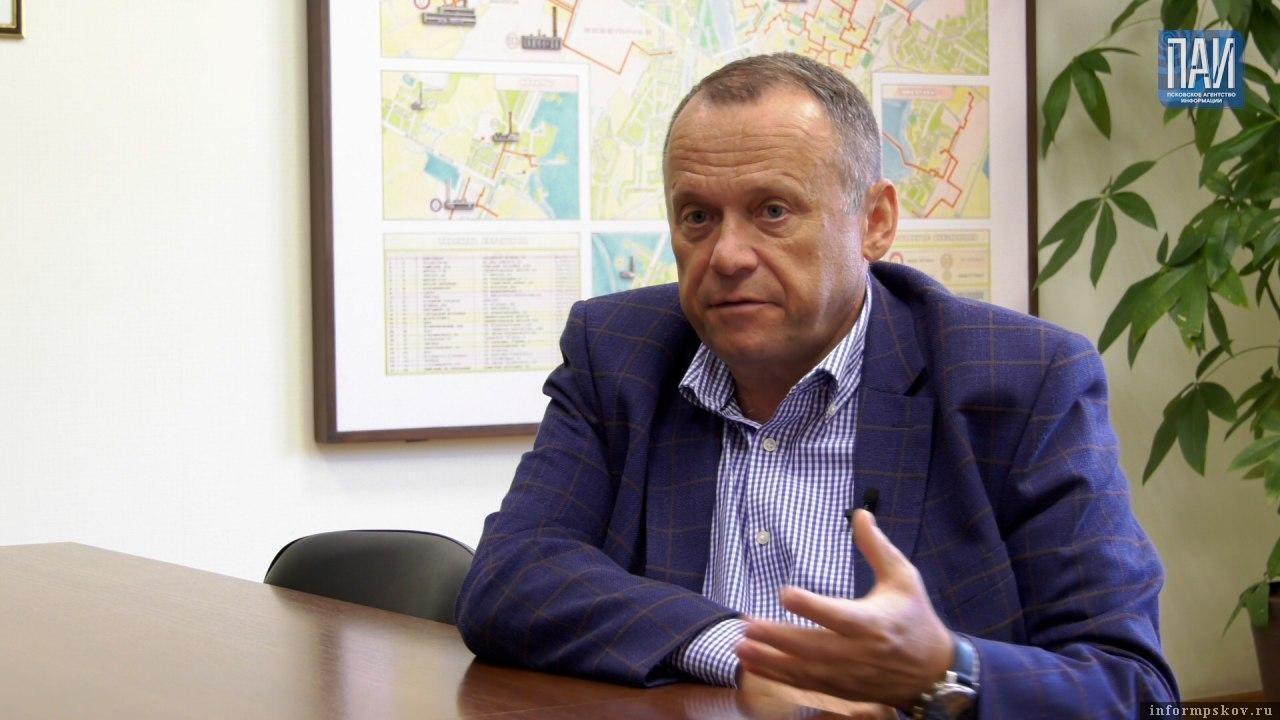 Игорь Максимов. Фото ПАИ