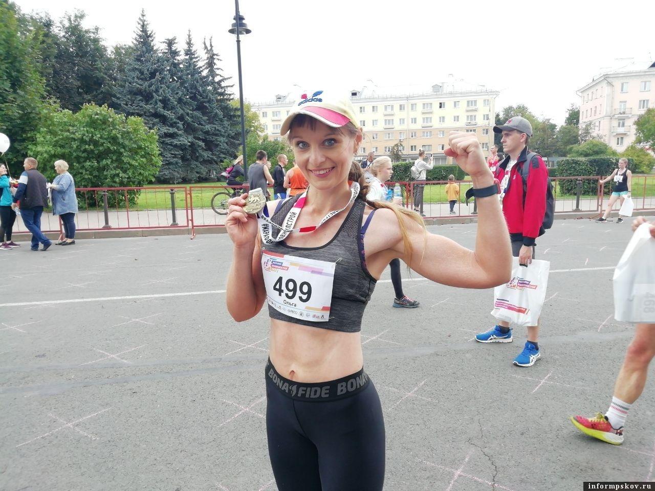 Ольга Лебедева. Фото Анастасии Диденко