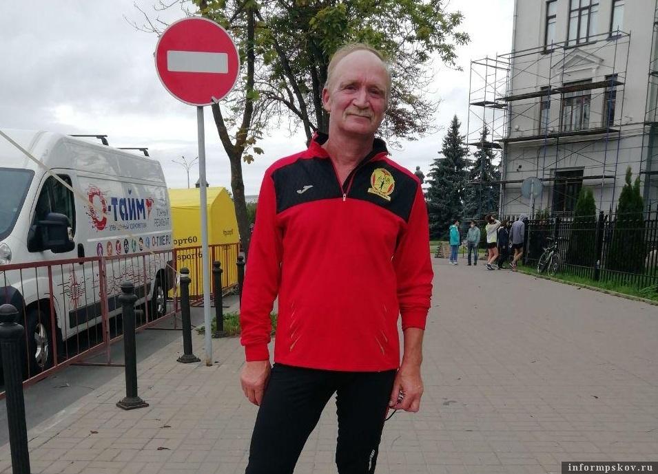 Александр Волнягин. Псков