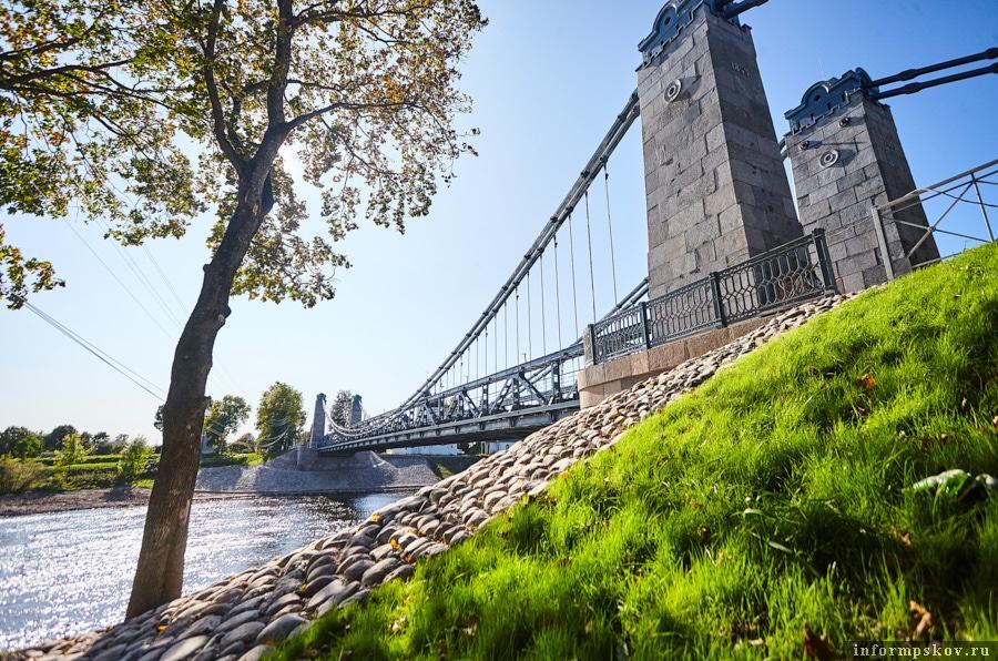 Островские мосты обрели вторую молодость