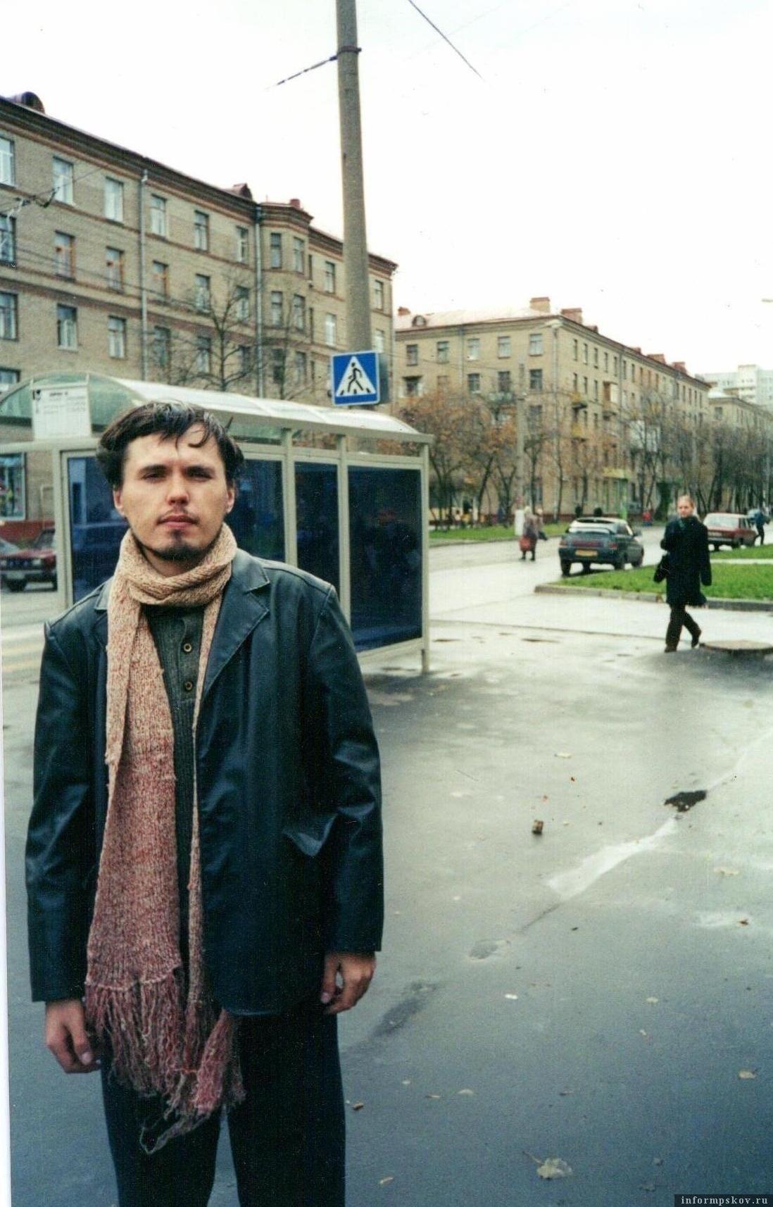 Игорь Исаев. Фото ПАИ.
