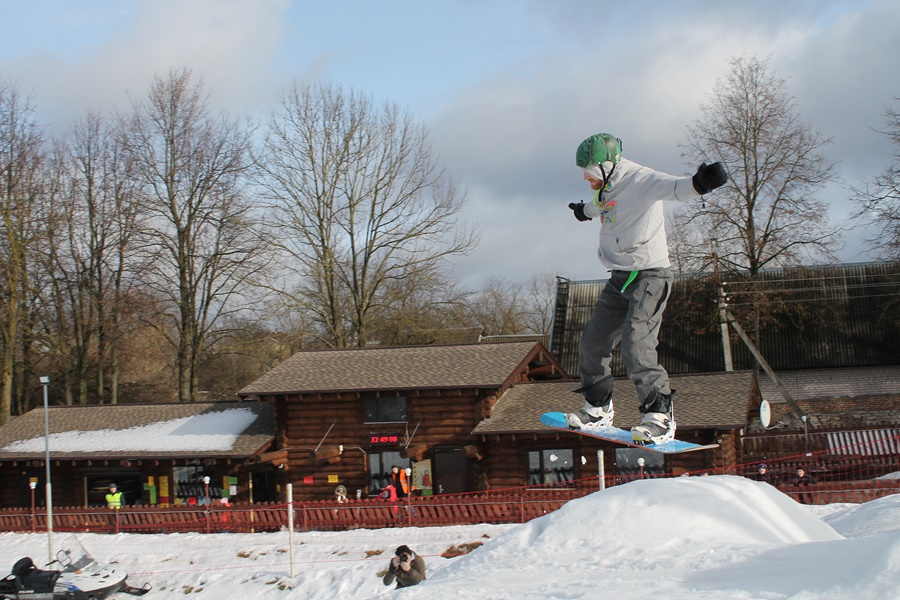 Фото предоставлено Центром отдыха «Снегопад».