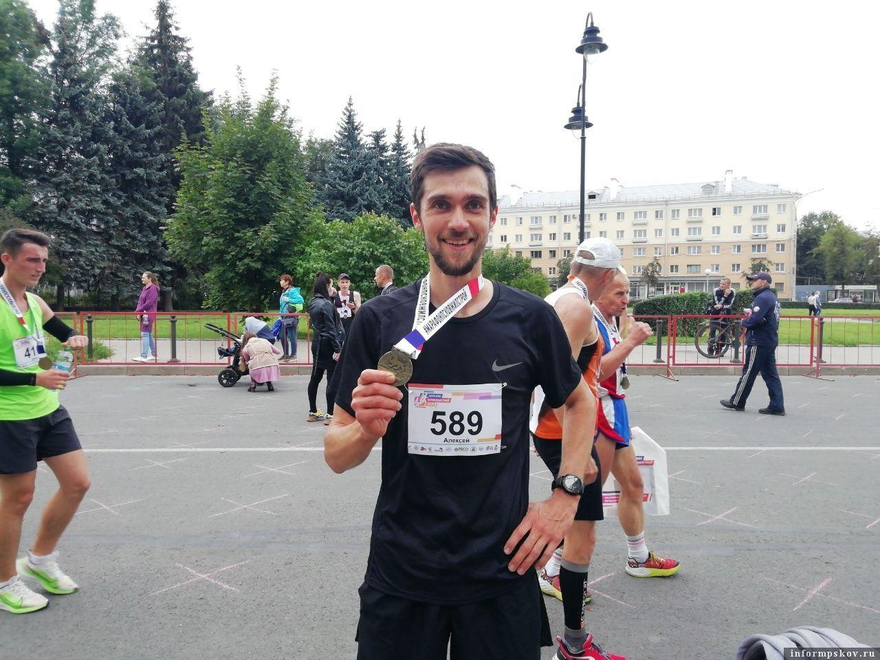 Алексей Шевченко. Фото ПАИ