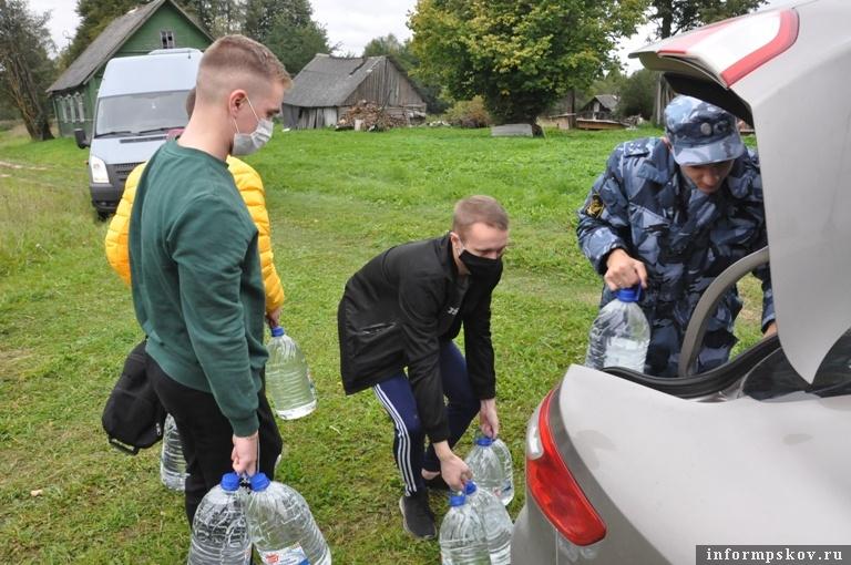 Фото: Пресс-служба УФСИН России по Псковской области.