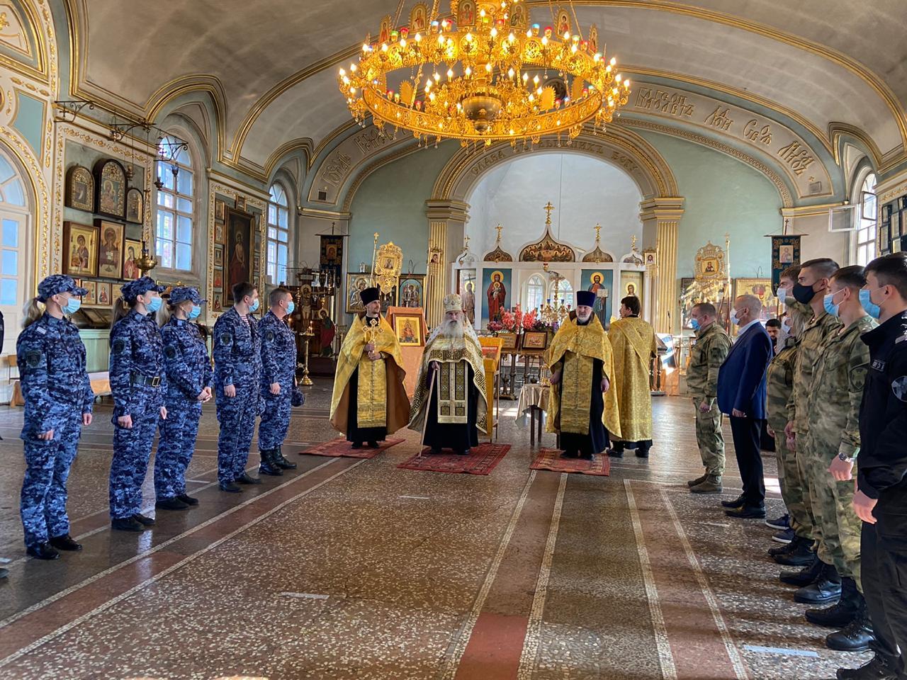 Фото: пресс-служба Управления Росгвардии по Псковской области