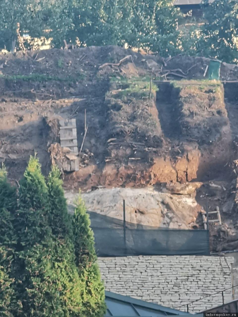 """Фото из группы """"Сообщество защиты памятников Пскова"""""""