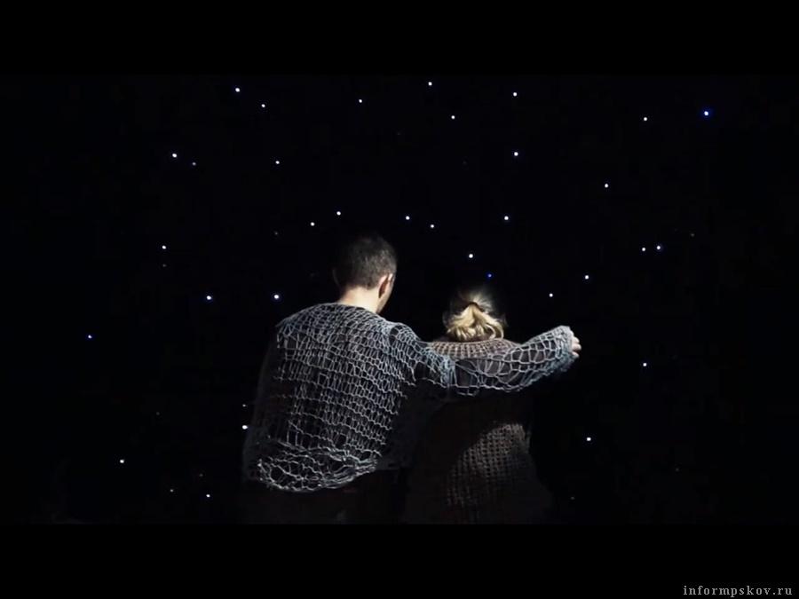 Скриншот из видео из YouTube-канала ТКД Псковской области.