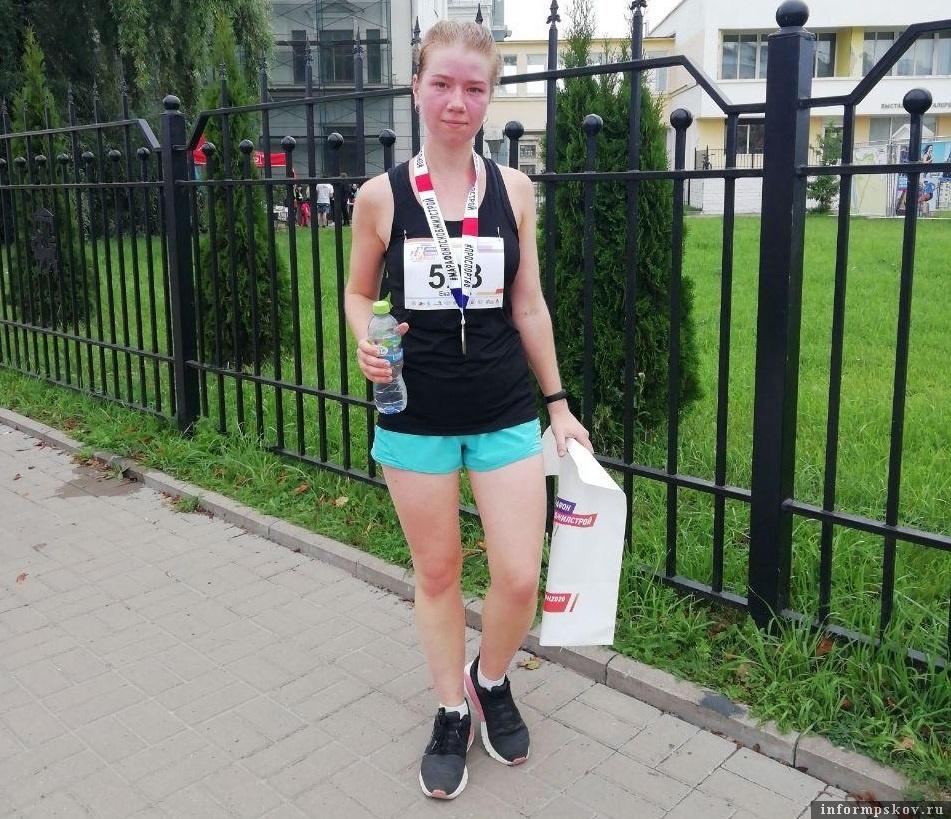 Екатерина, Псков. Фото ПАИ