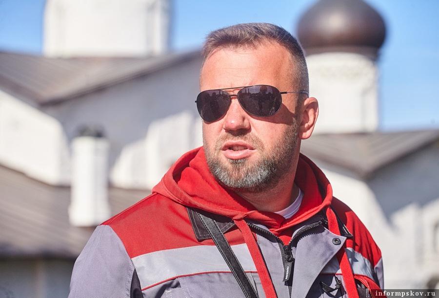 Юрий Хлыстов