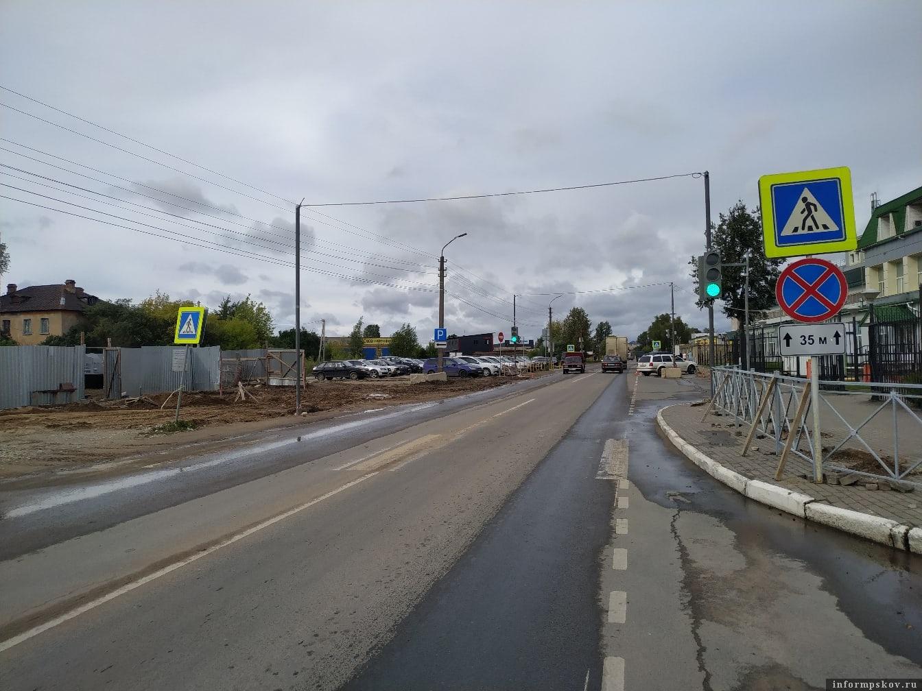 Фото: группа «Убитые дороги Пскова» в социальной сети «ВКонтакте»