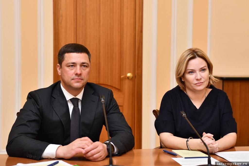 Фото: пресс-служба министра.