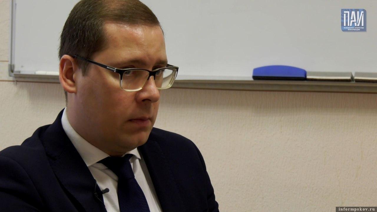 Андрей Михеев. Фото ПАИ