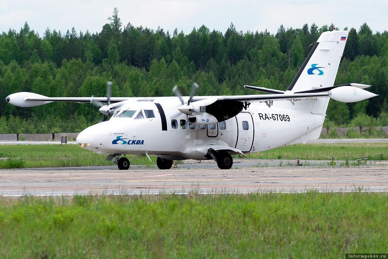 Фото: пресс-служба авиакомпании «СКОЛ».