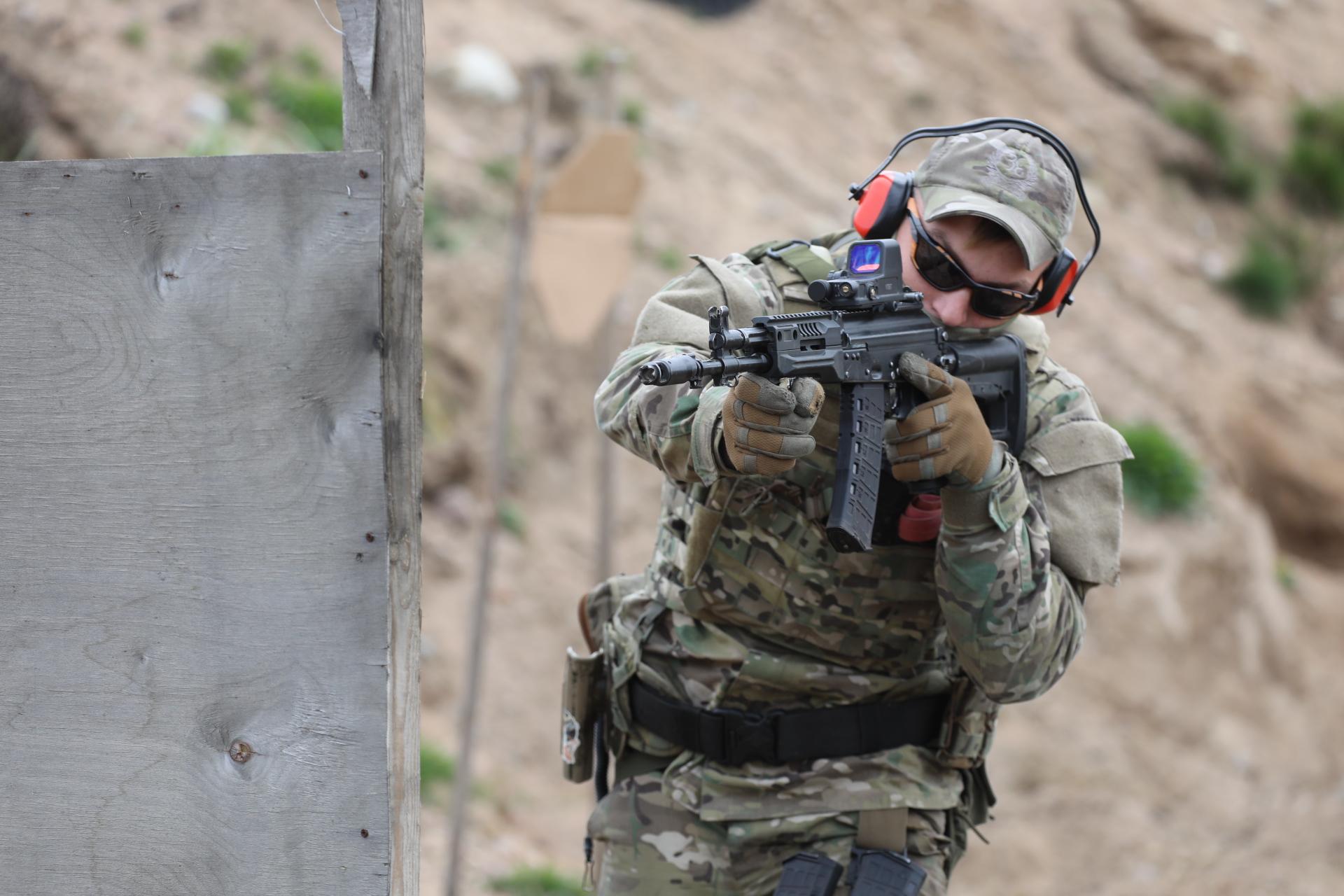 Фото: пресс-служба Западного военного округа.