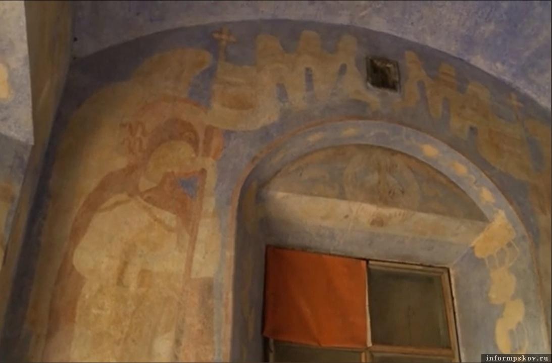 Кадр из фильма «Анастасия» – значит «возрождение».