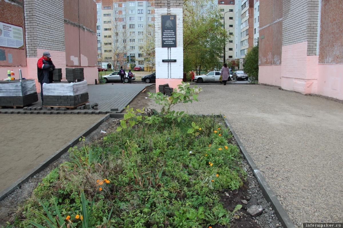 Фото: комитет по транспорту и дорожному хозяйству Псковской области.
