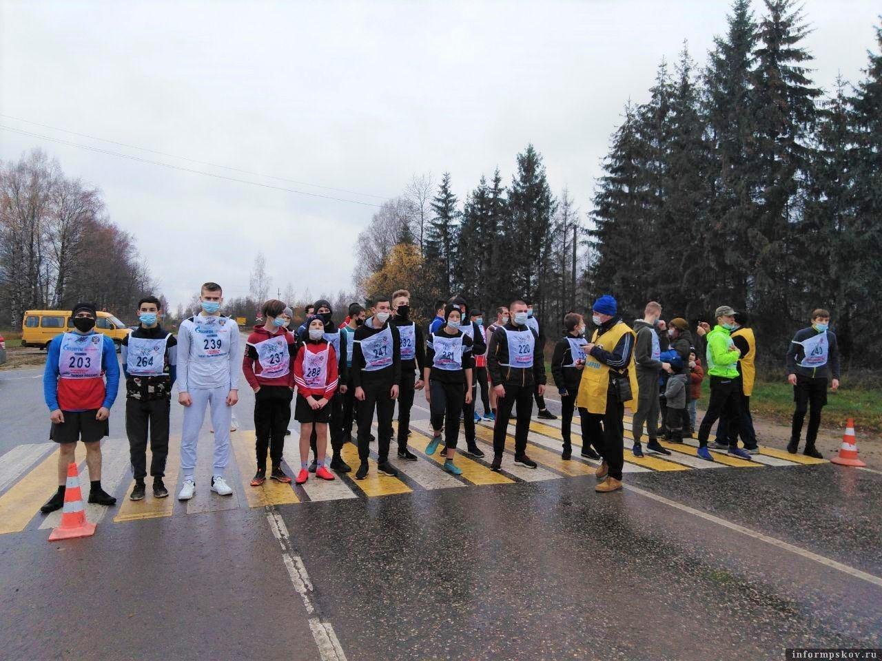 Фото газеты «Порховский вестник».