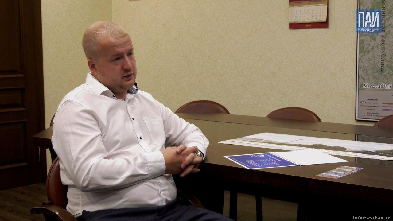 Борис Елкин. Фото ПАИ