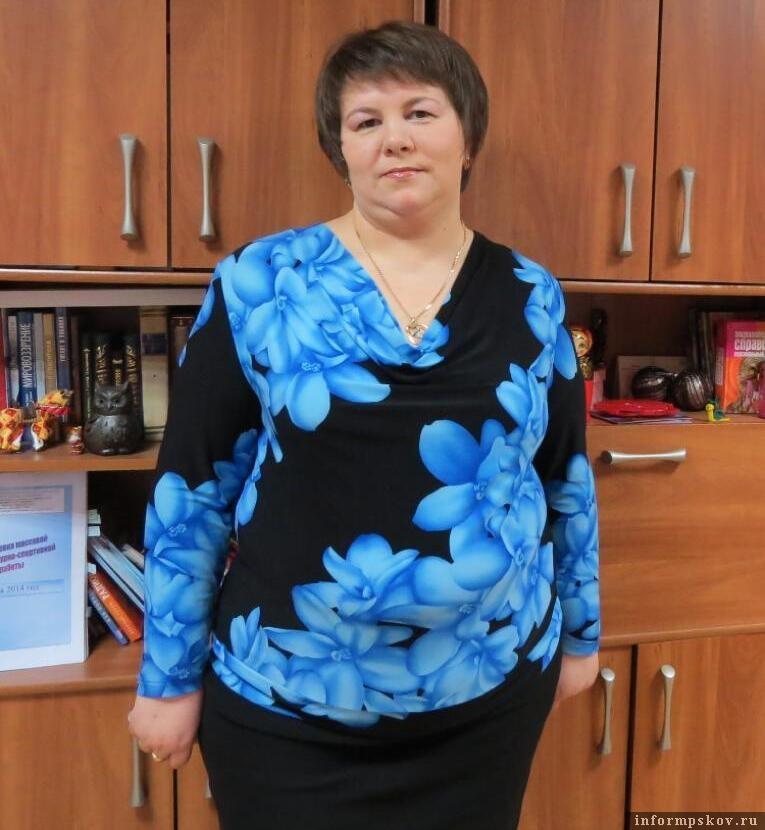 Галина Печникова - победила в номнации «Лидер»