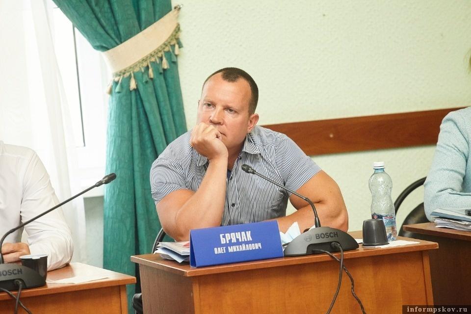 Олег Брячак. Фото ПАИ