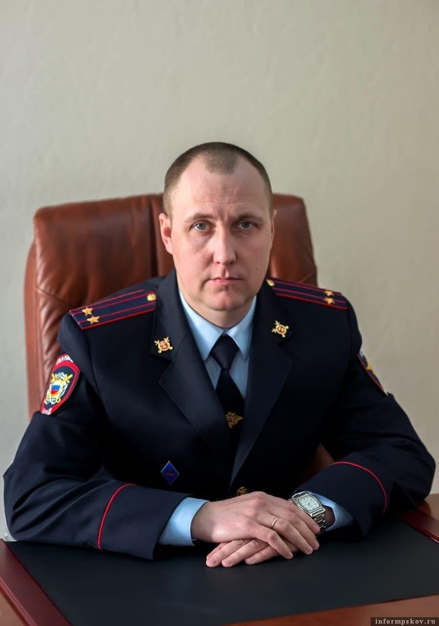 Александр Чистяков. Фото ПАИ.