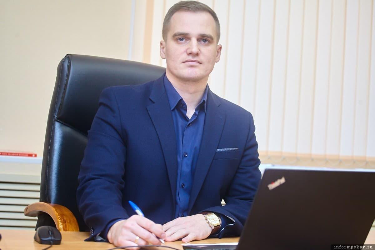 Александр Коновалов/ Фото Дарьи Хватковой