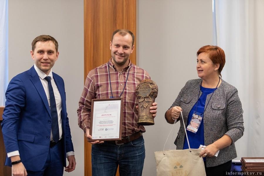 Фото из архива АНО «Центр инноваций социальной сферы Псковской области»