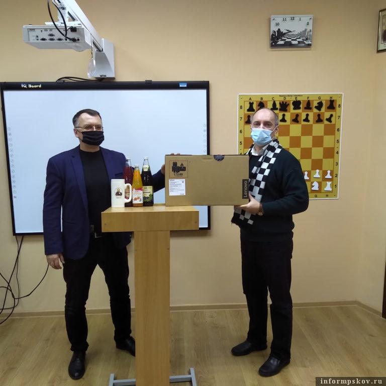 В Псковской области подвели итоги конкурса на лучшее преподавание шахмат