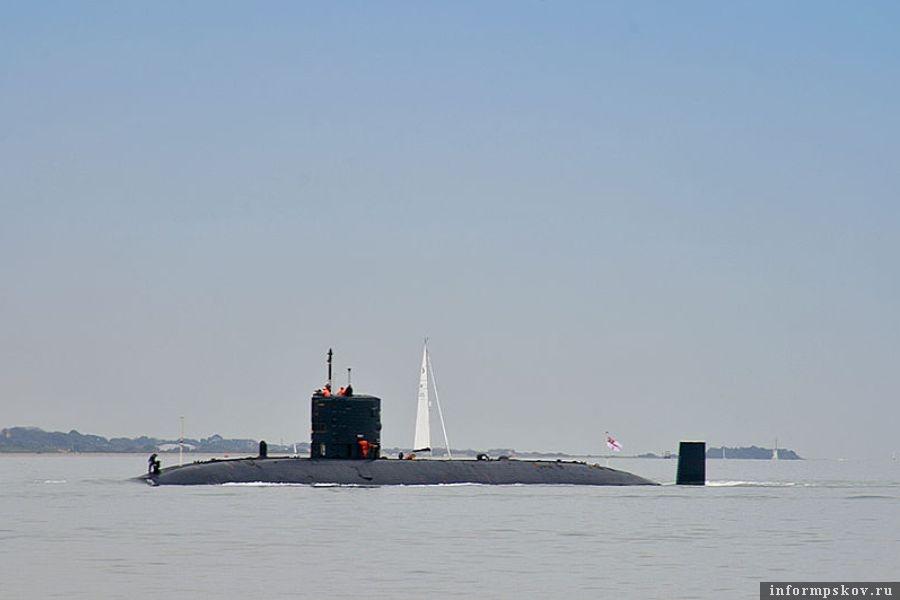 """НАТО """"играет мускулами"""" в Чёрном море. Фото Wikipedia"""