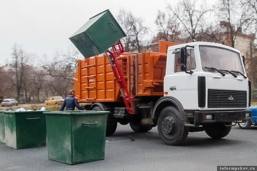Квадратные метры никакого мусора не производят. Кроме пыли. Фото Фото vladslav82.livejournal.com