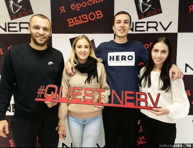 Фото из группы «ВКонтакте» «Quest NERV. Квесты в Пскове»