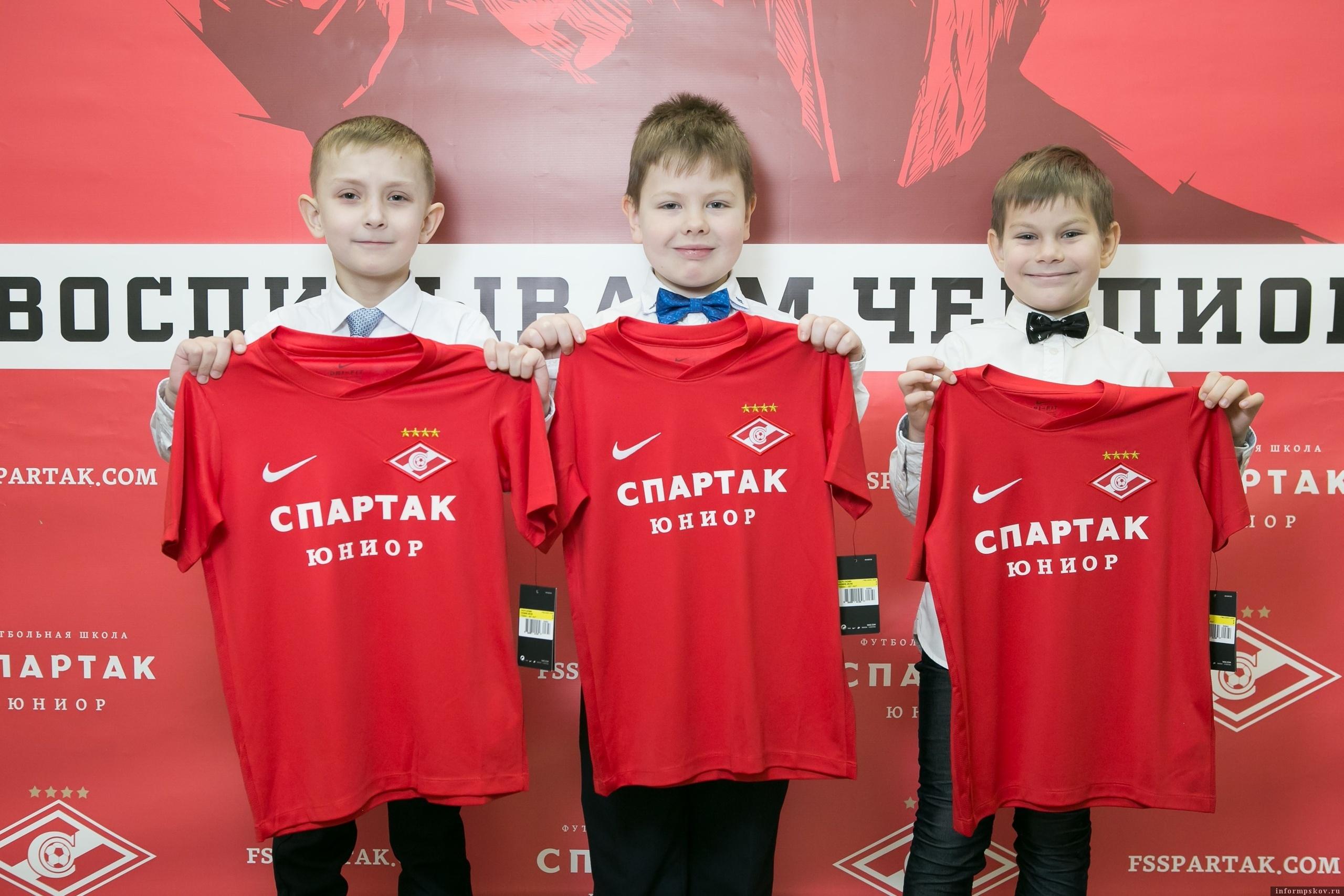 Фото из группы ВКонтакте «Юниор - Детская Футбольная Школа   Псков»