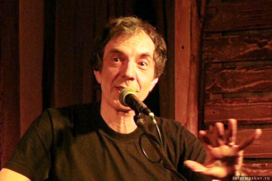 Алексей Аграновский. Фото скан из видео