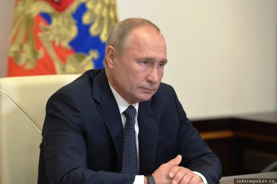 Владимир Путин ответил на вопрос студента о «дворце» в Геленджике