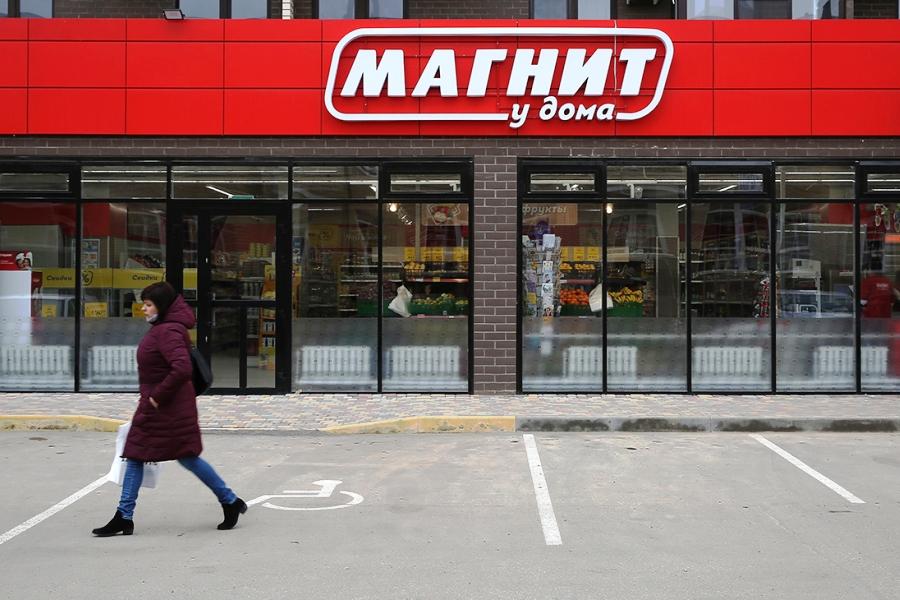 Сеть «Магнит» попробует новый формат киосков. Фото Виталий Тимкив / ТАСС