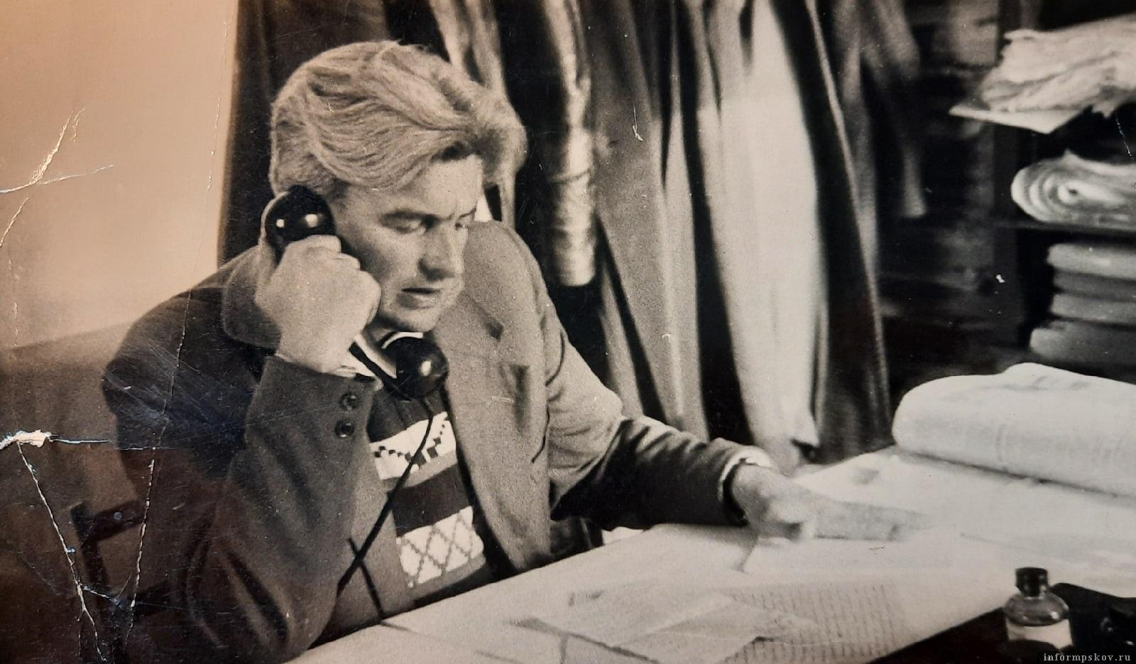 Фото из архивов газеты «Гдовская заря»