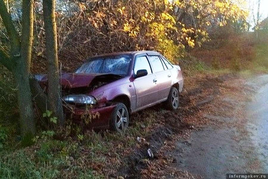 Кроме машины, никто не пострадал. И ничто не пострадало. Это ДТП?  Фото kineshemec.ru