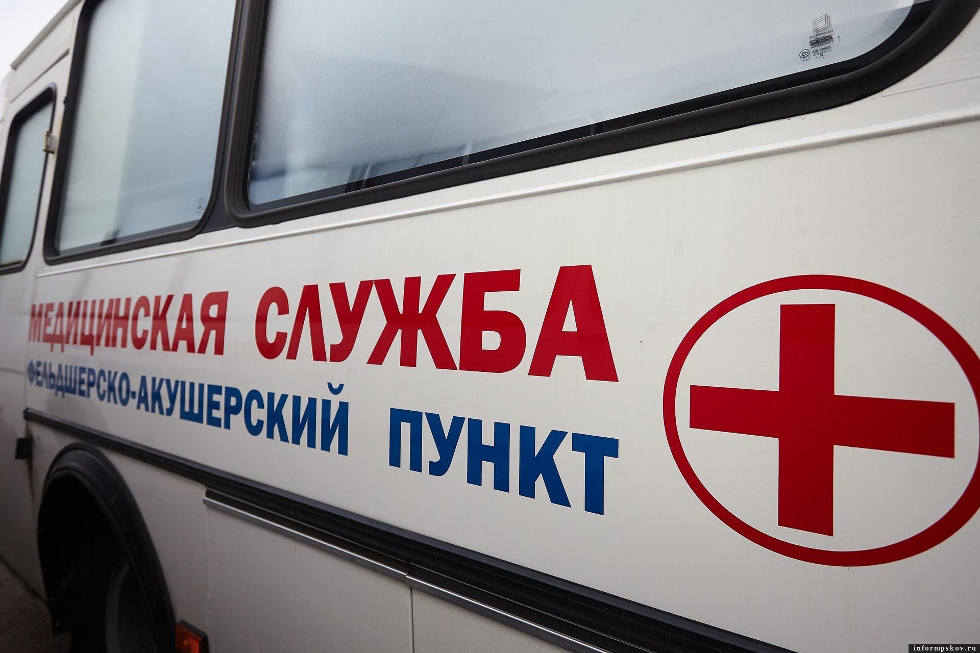 В деревне Заполье Плюсского района построят ФАП