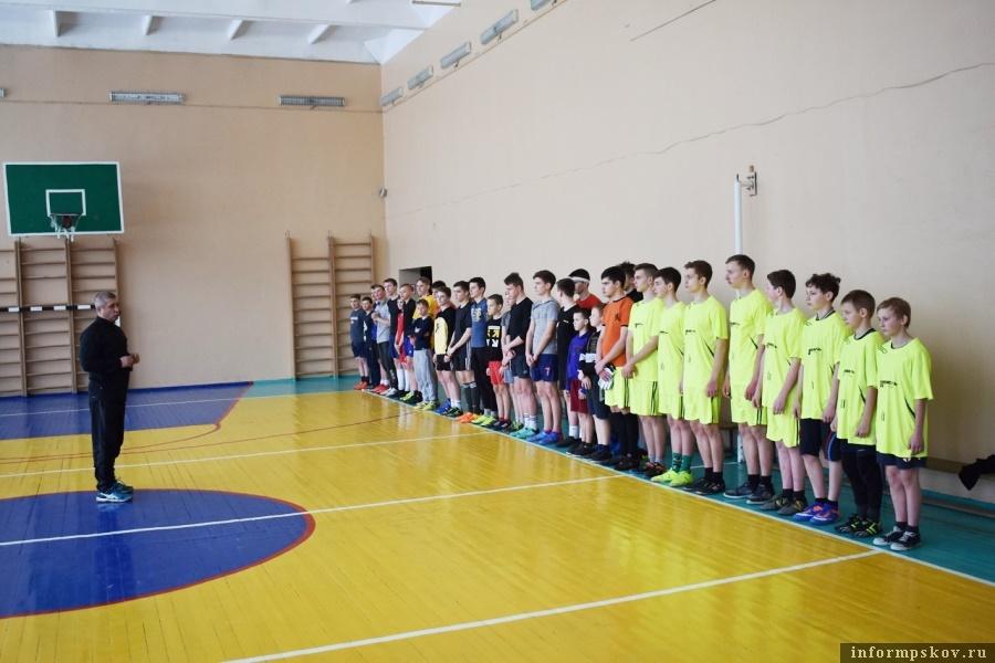 Учашиеся Невеля приняли участие в соревновании. Фото «Невельского вестника»