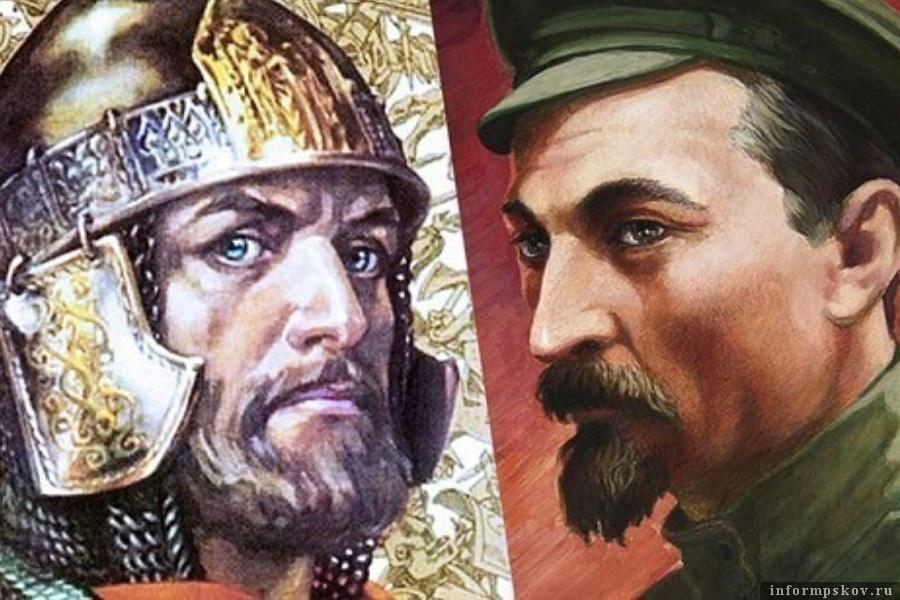 Ни Невский, ни Дзержинский. Фото ИА Красная Весна
