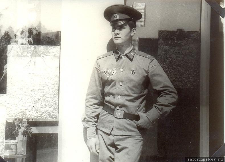 Фото из личного архива Жоржа Хашбы