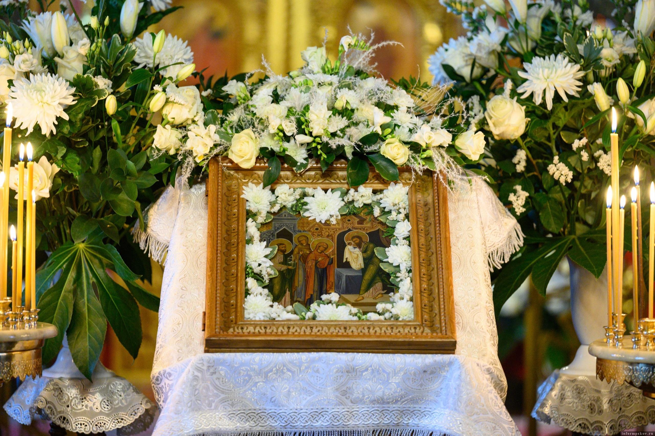 Фото Псковской епархии