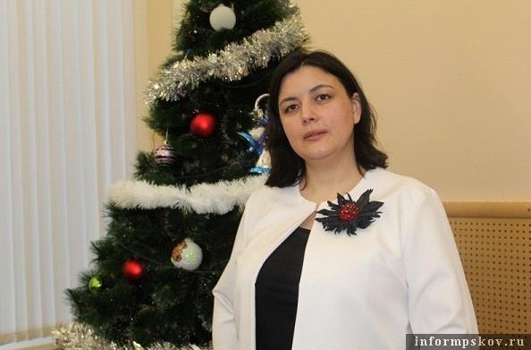 Анна Садовникова