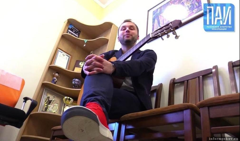 Константин Васильев.