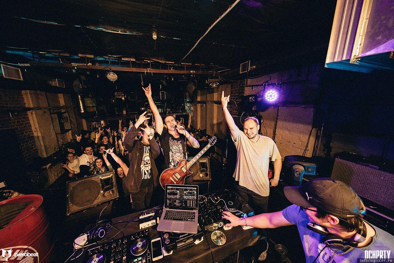 Фото из альбома vk.com/zverobeat