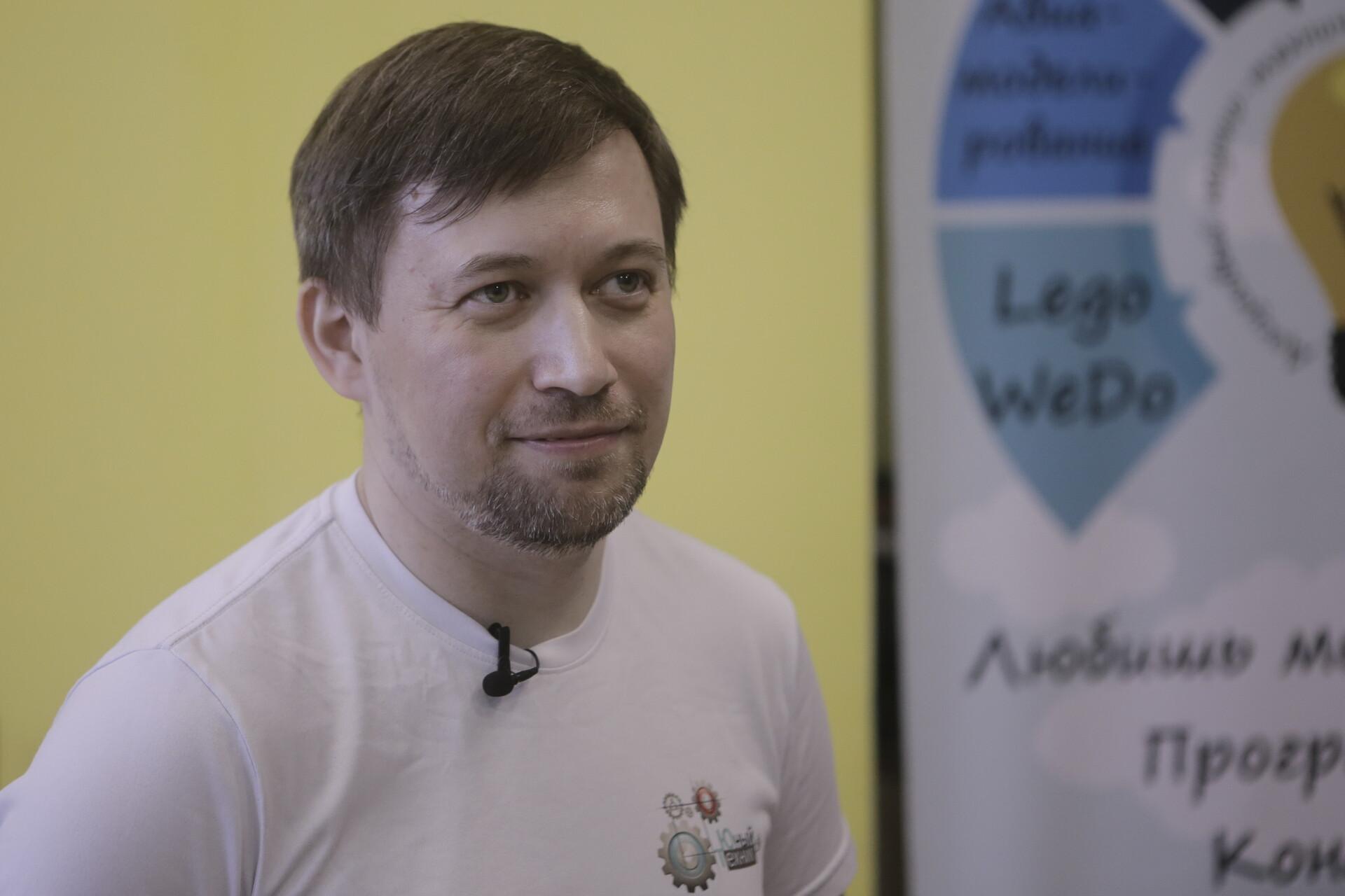 Владимир Колпаков. Фото Андрея Степанова