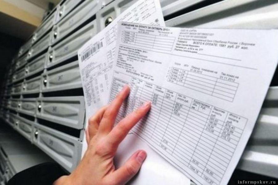 Островичка считает цифры в квитанциях непомерными. Фото amur.info