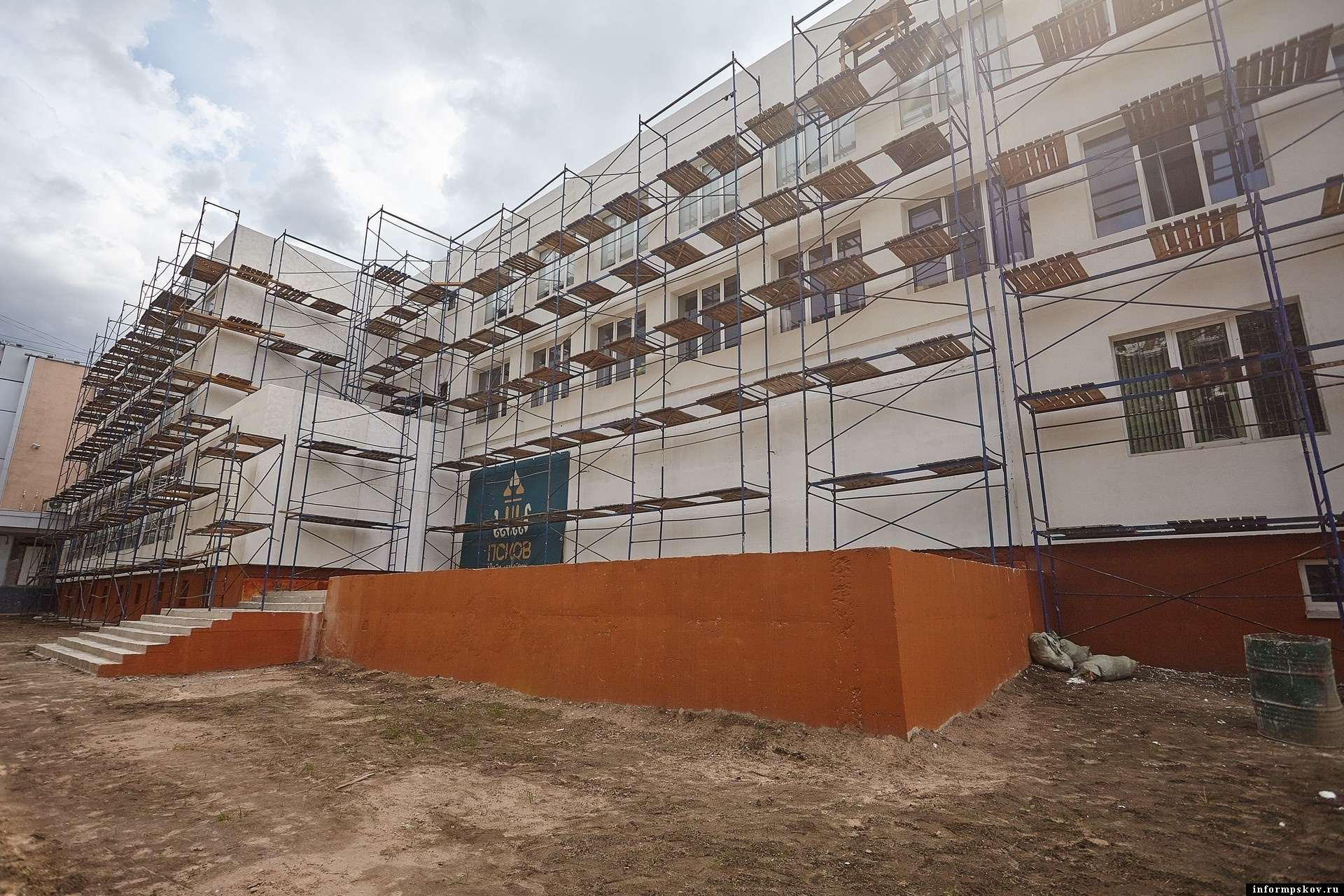 Ещё девять модельных библиотек планируют открыть в Псковской области