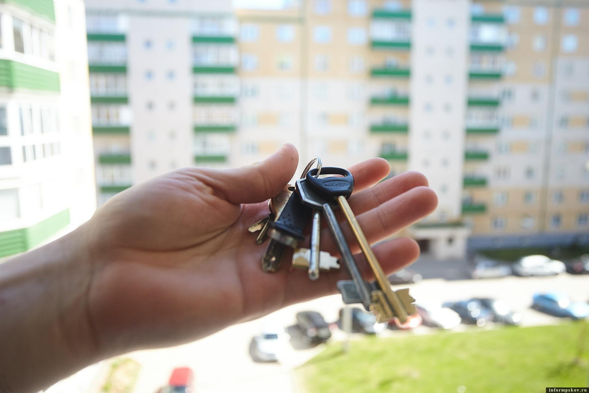 Псковская область продолжит обеспечивать врачей квартирами